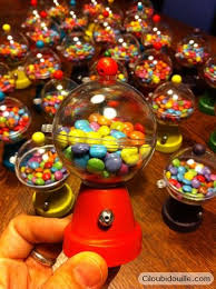 gumball party favors 25 best gum party ideas on gum cupcakes