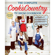 British Home Design Tv Shows The Complete Cook U0027s Country Tv Show Cookbook Paperback Shop