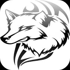 tribal wolf tattoos designs android apps on play