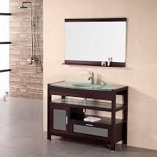 design element bathroom vanities design element dec025 milan 43 in single sink bathroom vanity