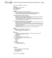 The Best Resume Templates Free by Google Resume Format Resume For Your Job Application
