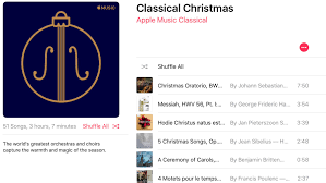 classic christmas songs christmas songs collection best songs best christmas on apple 8 festive albums playlists