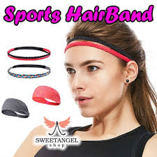 sports hair bands qoo10 sports hair bands sports equipment