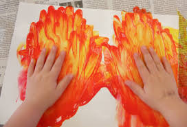 fire safety writing paper preschool playbook fun with fire safety gluing on our fire truck was our first experience with something other than a glue stick sorry mom and dad i hope their pictures have dried