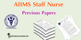 paper pattern of aiims aiims staff nurse question paper pdf download staff nurse model papers