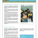 family newsletter template 7 family newsletter templates free word