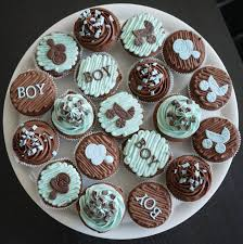 cupcakes for baby boy shower archives baby shower diy