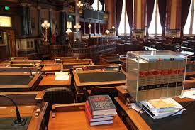 Iowa Law Library Chris White