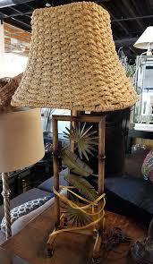 Wicker Table Lamp Resale Consign Surprise Az Furniture U0026 Decor Design With