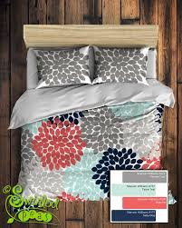 Coral Nursery Bedding Sets by Nursery Beddings Coral And Blue Bedroom Ideas With Coral And Teal