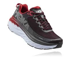 Most Comfortable Work Shoes For Standing On Concrete Men U0027s Bondi 5 Road Running Shoe Hoka One One