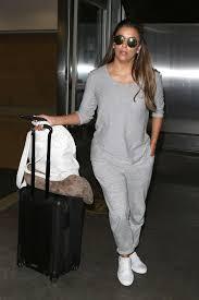 eva longoria at lax airport in los angeles celebzz celebzz