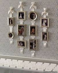 Picture Frame Hanging Ideas Wonderful Idea For Hanging A Group Of Pictures Without Putting A