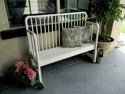 Old Baby Cribs by Little Bit Of Paint How Not To Make A Bench