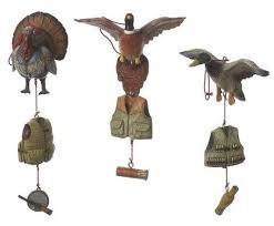 duck ornaments set of 3 ornaments