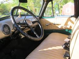 Chevy Truck Interior Grady U0027s 1953 Chevy Truck Car Lovers Direct