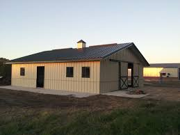 horse barn designs t u0026t construction