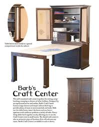 diy craft armoire with fold out table stunning craft cabinet plans and armoire amazing crafting armoire
