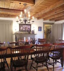 primitive dining room furniture