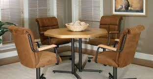 Dining Room Chairs With Casters And Arms Dining Chair Dining Chairs Beautiful Dining Chairs Casters Loft