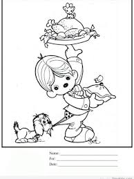 precious moments thanksgiving coloring pages timykids