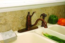 oil rubbed bronze kitchen faucet designs excellent oil rubbed