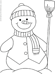 snowman coloring pages pdf coloring page snowman excellent snowman coloring page kids coloring