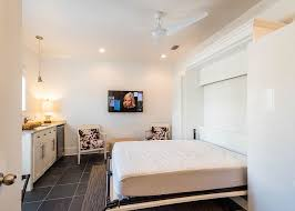 Murphy Bed Guest Room Seagrove