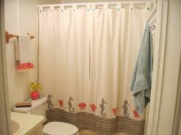 mermaid shower curtain seahorse shower curtain patterns and
