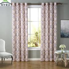 Geometric Pattern Curtains Orange Patterned Blackout Curtains Decorative Patterned Best