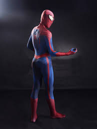 amazing spiderman costumes halloween 16081207 cosercosplay com
