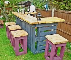canapé exterieur en palette plan salon de jardin en palette cool banquette with plan salon de