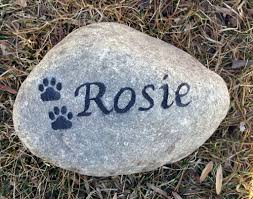 creative personalized garden rock decoration idea luxury top and