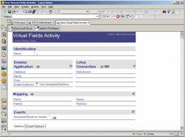 create a lotus notes application to access db2 using domino designer