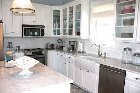 sea glass cottage beach cottage kitchen