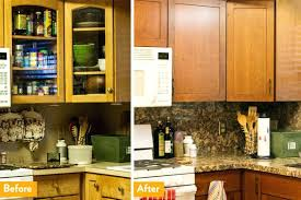 oak cabinets before and after cost vs value 2013 kitchen cost to
