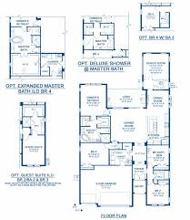 new home floor plans capri a new home floor plan at the reserve by homes by westbay