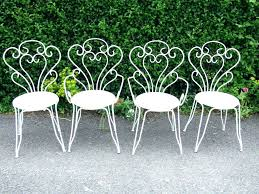 antique wrought iron outdoor benches vintage wrought iron vanity