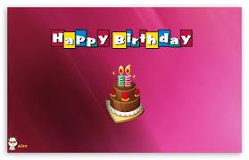 happy birthday 4k hd desktop wallpaper for u2022 wide u0026 ultra