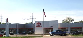 toyota around me toyota dealer in north canton oh cain toyota