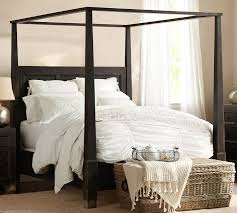 bedroom wooden canopy beds for house wood bed diy twin plans