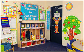 How To Decorate Nursery Classroom How To Decorate A Preschool Classroom Best Interior 2018