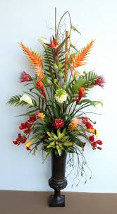 Flower Decorations For Home by Wonderful Silk Arrangements For Home Decor 43 For Your Decoration