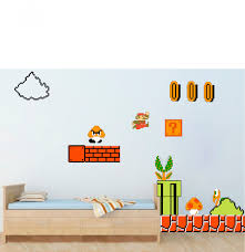 vinilo pared infantiles mario bros 8 bits wall stickers 407 00 vinilo pared infantiles mario bros 8 bits wall stickers cargando zoom
