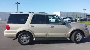 sold 2005 ford expedition limited 4x2 92k 1 owner champagne