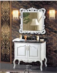 Solid Wood Bathroom Cabinet China Solid Wood Bathroom Cabinet Classical Bathroom Vanity Luxury