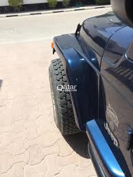 jeep wrangler tj 4l manual 6 gear sahara 2005 qatar living