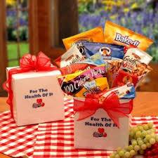 healthy snack gift basket healthy snack gift baskets hayneedle
