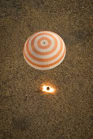 expedition 36 soyuz landing nasa