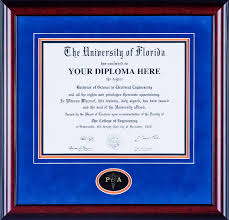 frame for diploma ufdf013 deluxe diploma frame with physicians assistant studies